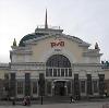 Железнодорожные вокзалы в Моздоке