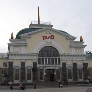 Железнодорожные вокзалы Моздока